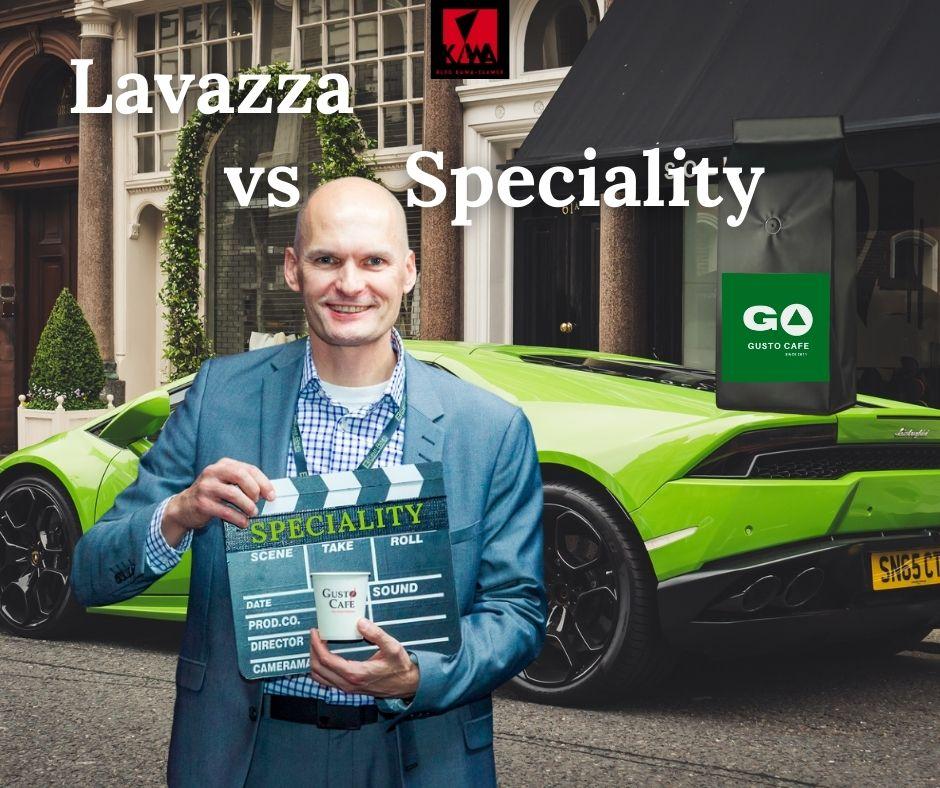 Lavazza vs Speciality