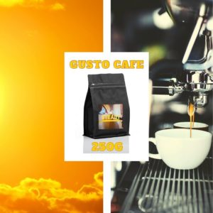 Gusto Cafe Steady 250G