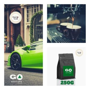 Gusto Cafe GO 250G