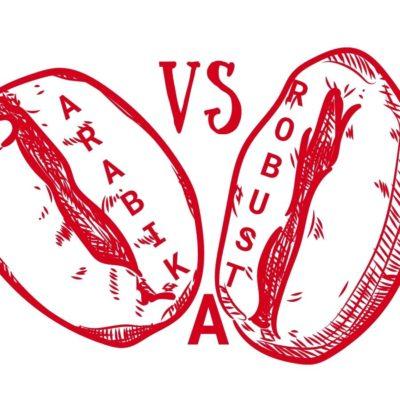 Arabika vs Robusta