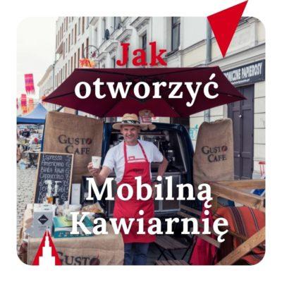 Jak otworzyć mobilną kawiarnię?