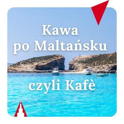 Kawa po maltańsku