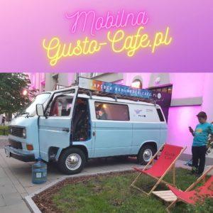 Mobilna Kawiarnia Gusto Cafe