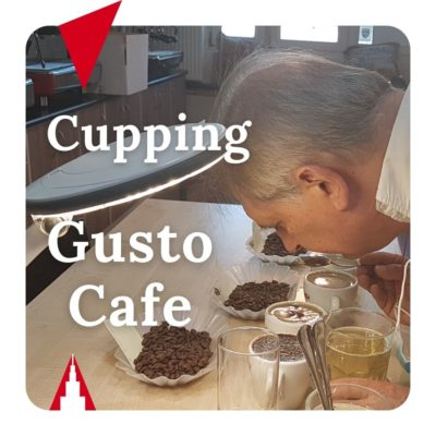 Cupping Gusto Cafe